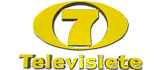 Logo Canal 7 de Guatemala (Televisiete)